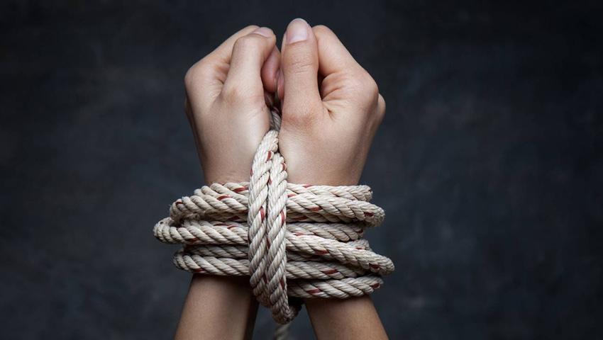 Руки связанные веревкой нарушают принципы законностисвою работу на принципах законности, профессионализма и уважения к личности