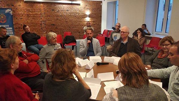 Институт Психотерапии и Консультирования Зависимостей (СПб) организовал Круглый стол